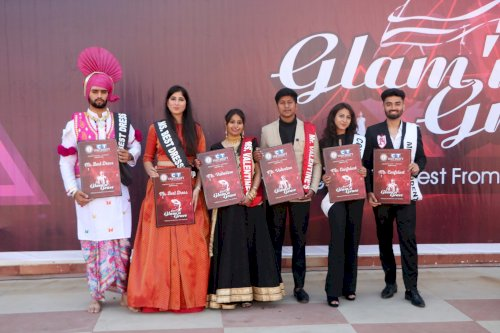 CT University marks Valentine Day with Glam and Grace