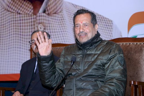 The Joshi Foundation in association with FANS and BTSM organised talk with Indresh Kumar, National Executive Member RSS over impact of CAA at Lal Bhawan Sector 37, Chandigarh on February 15, 2020.