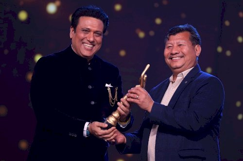 65th Amazon Filmfare Awards 2020 - Govinda wins Excellence in Cinema.