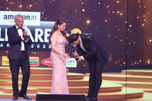65th Amazon Filmfare Awards 2020 - Ranveer Singh wins Best Actor In A Leading Role (Male).