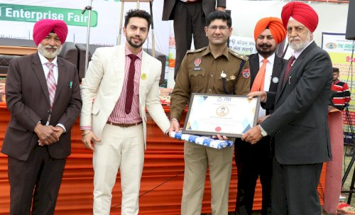 CT University, Ludhiana organising Kheti Uddam Mela (Agri Enterprise Fair) . (Feb 19, 2020)
