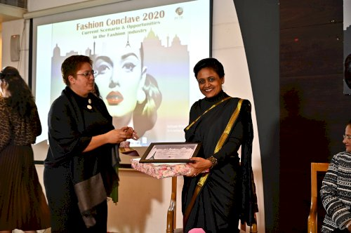 The faculty of Fashion Design of PCTE Group of Institutes organised a Fashion Conclave on �The Current Scenario & Opportunities in the Fashion Industry� at Ludhiana on February 19, 2020.