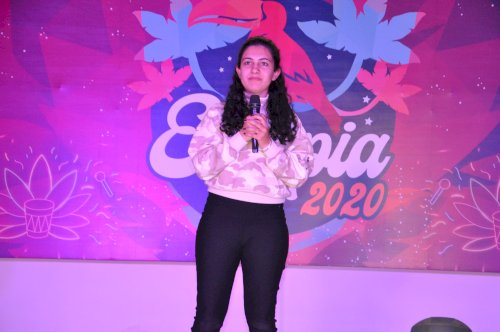 �ECTOPIA-2020� � a three day event being celebrated in Dumra Auditorium, DMCH, Ludhiana, from February 20-22, 2020.