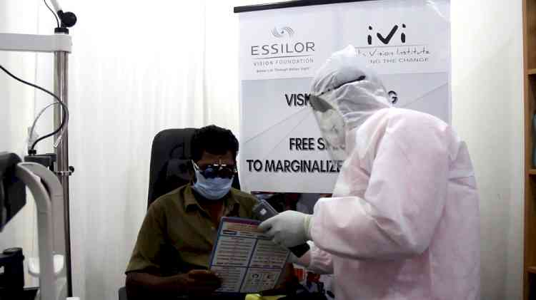 Essilor Vision Foundation partners with India Vision Institute