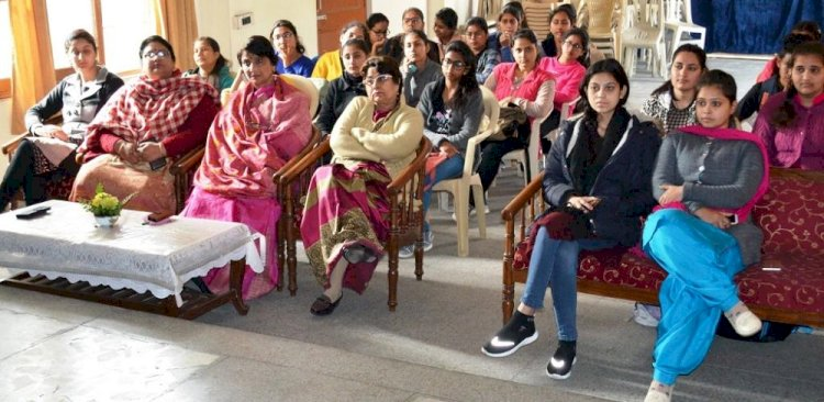 Awareness program on 'Cancer a Deadly Disease'