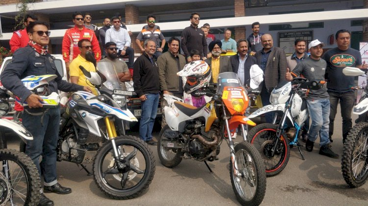 Over 90 competitors to participate in 2020 edition of the Hero SJOBA Rally