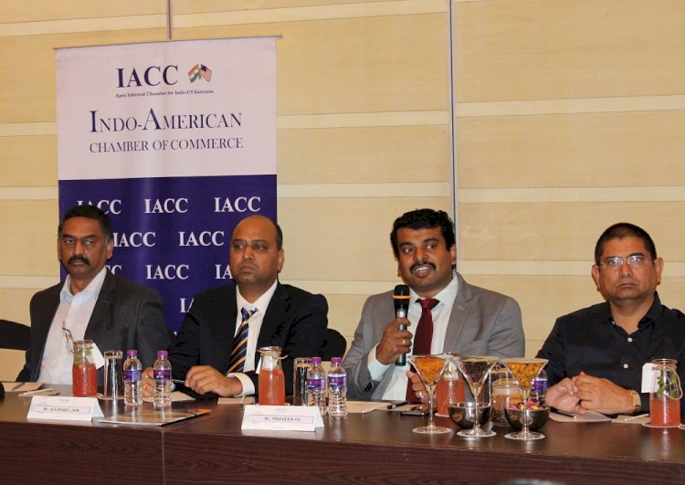 "Round-table discussion ""overcoming challenges in aerospace and defense sectors for sustainable business growth"" held"